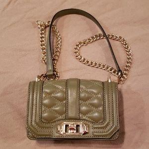 Rebecca Minkoff Mini Love Quilted purse